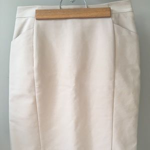 H&M lined pencil skirt